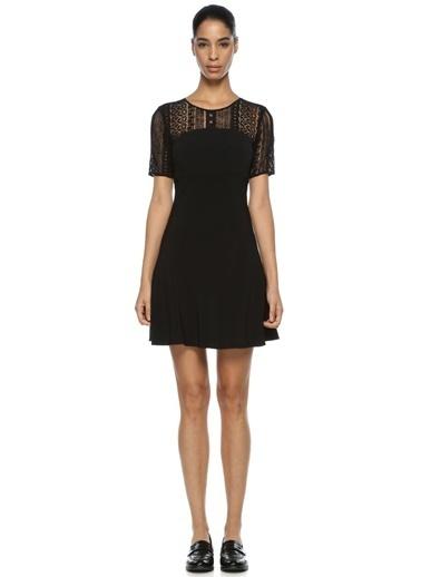Rebecca Minkoff Elbise Siyah